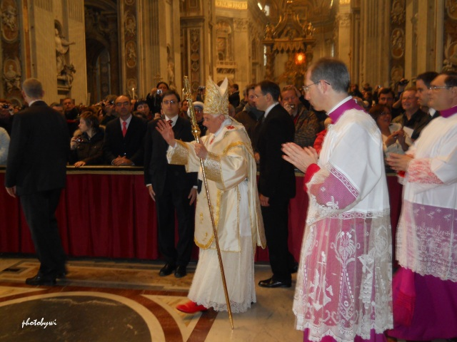 st. peter's basilica 1/1/2011