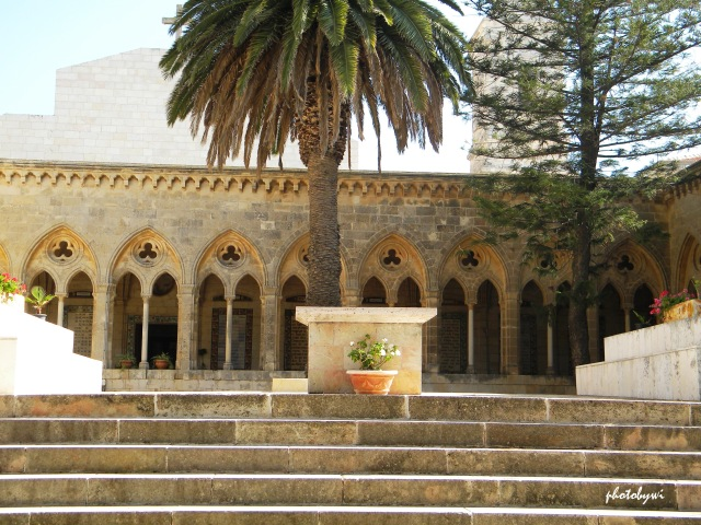 church of the pater noster, jerusalem