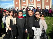 cynthia, beto, ervin. ervin will be ordained deacon may 17, diocese of rockford