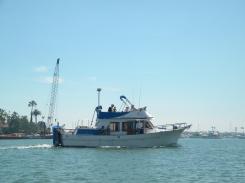 handsome boat