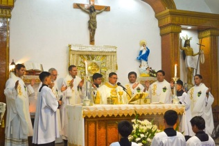 fr albert's thanksgiving mass
