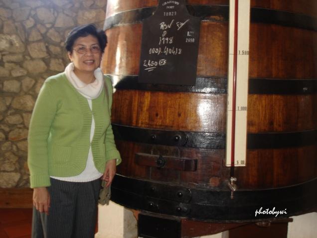 graham's winery, porto