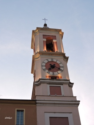clock tower, old town