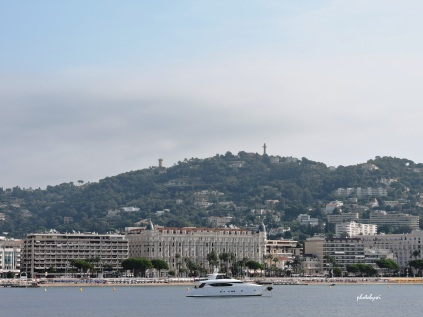approaching cannes