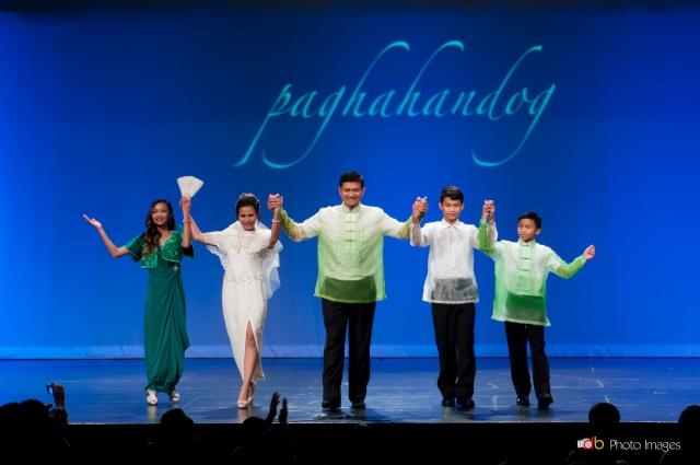 espinoza family: filipiniana - family