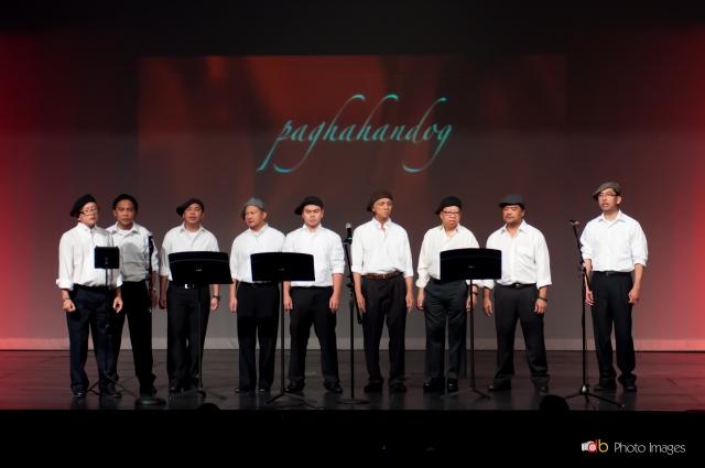 PAX minstrels: les mis medley