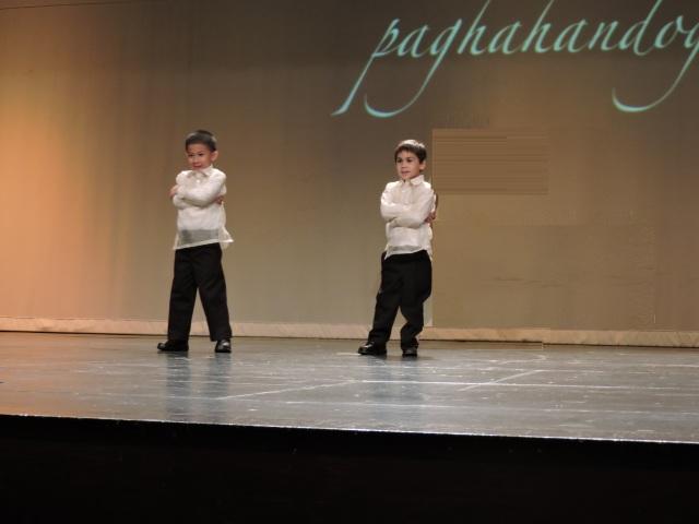 TJ and Jaden: barong tagalog