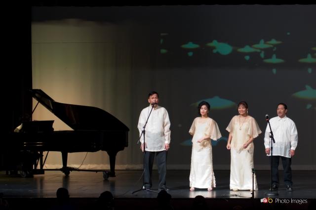 st isidore filipino mass ensemble:  humayo't ihayag