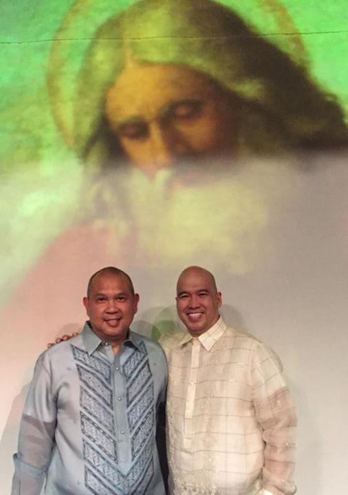 kenny and angel: barong tagalog