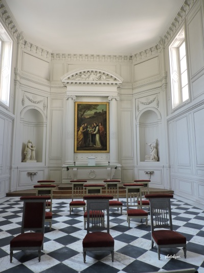 chapelle du petit trianon