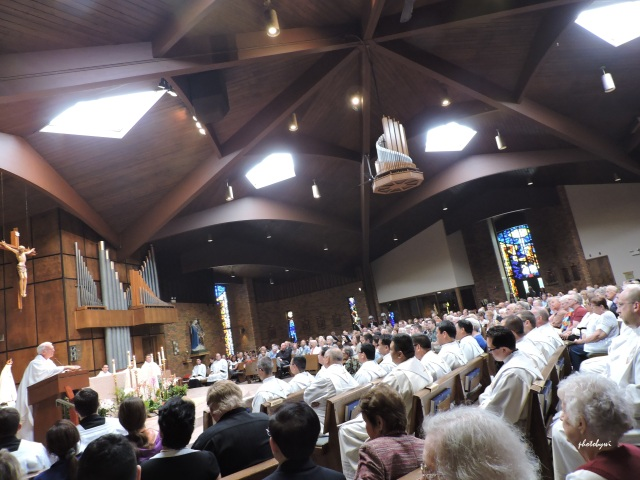 fr ervin's thanksgiving mass